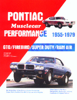 Pontiac Musclecar Performance 1955-1978